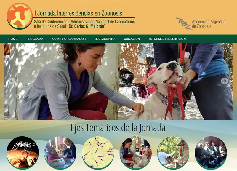 1º Jornada Interresidencias en Zoonosis 2015